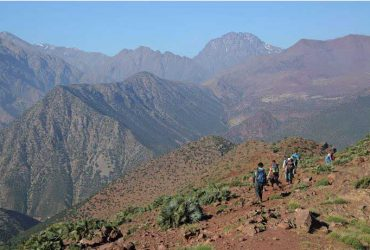 atlas mountains traverse