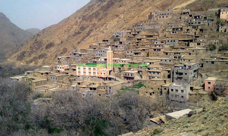 3 days berber villages trek