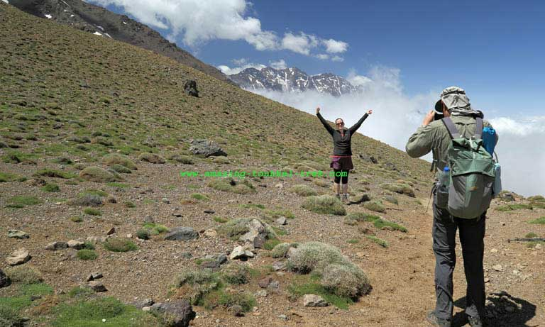 3 days imlil ourika valley trek