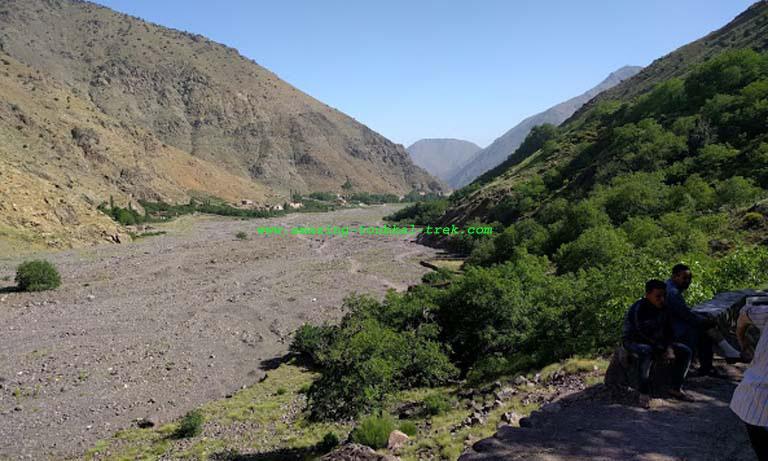 Mount Toubkal Climb