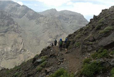 mount toubkal ascent