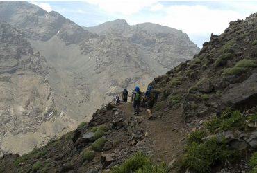 mount toubkal ascent