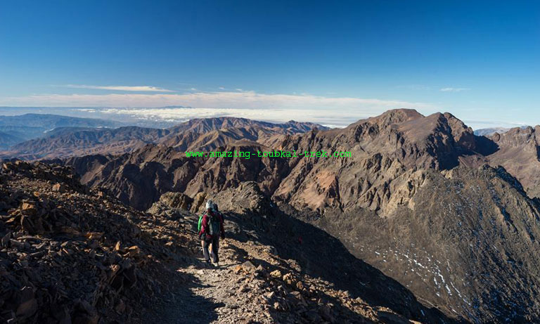 4 days mount toubkal ascent