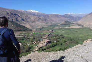 ait bougmez valley trek
