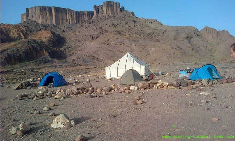Djebel saghro trek