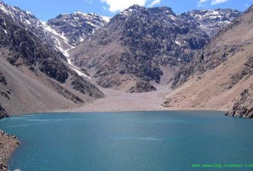 toubkal circuit via ifni lake