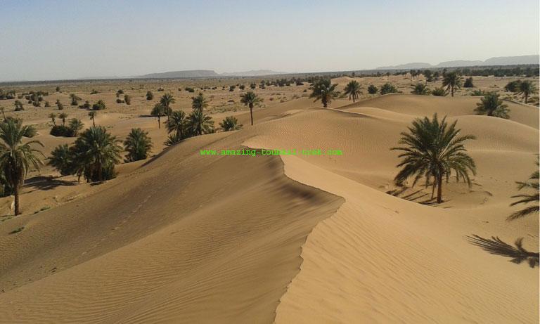 6 days draa valley desert trek