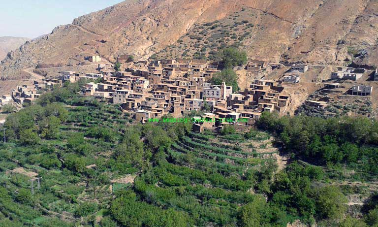6 day high atlas trekking