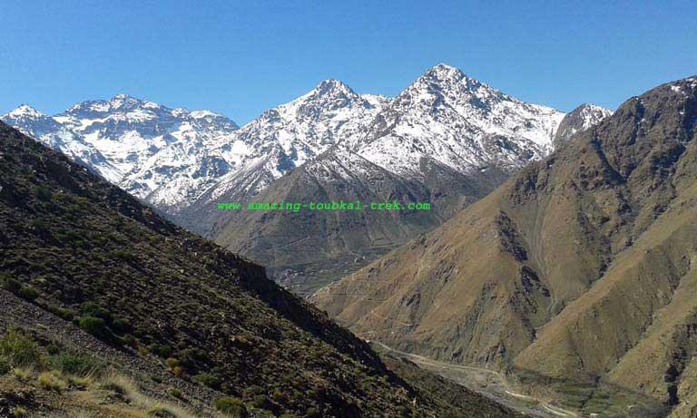 atlas berber villages trek