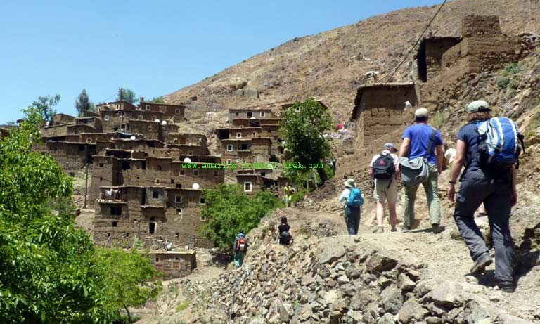 berber village life experience