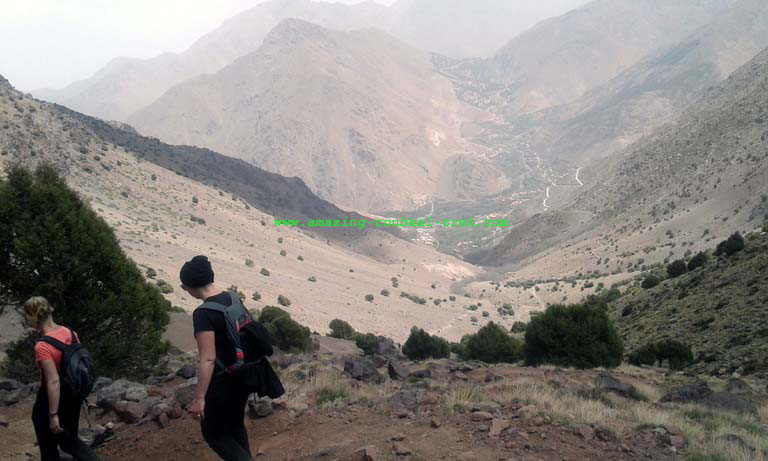 berber village life experience 3 day