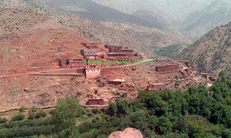 berber village life experience 3 days