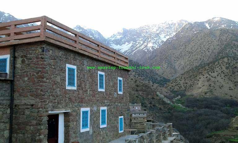 berber villages trek 3 days