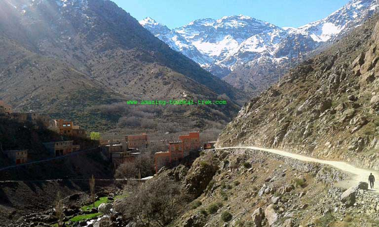 high atlas trekking 6 days