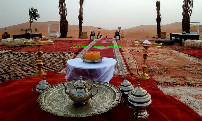 luxury morocco desert tour