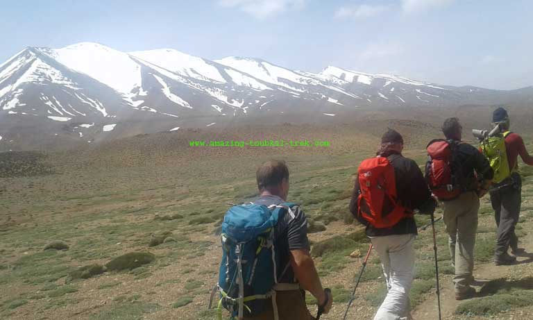 mgoun trek 6 days
