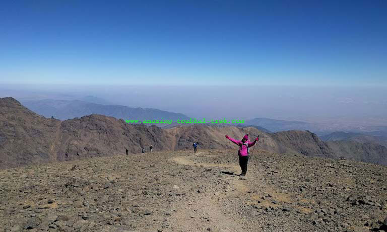 mount toubkal climb - marrakech trips and excursions