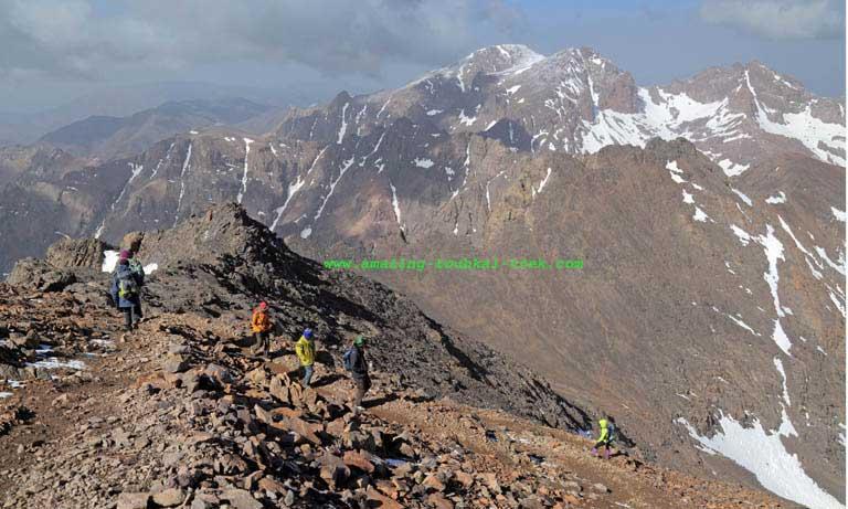3 day mount toubkal climb