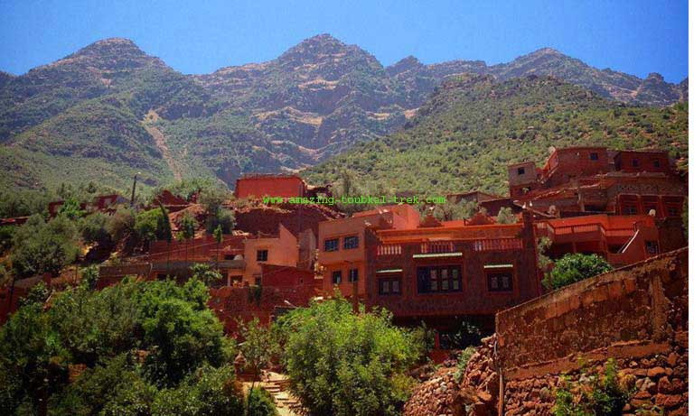 ourika valley excursion marrakech