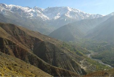 Atlas Mountains trek - Atlas tours - Morocco trekking