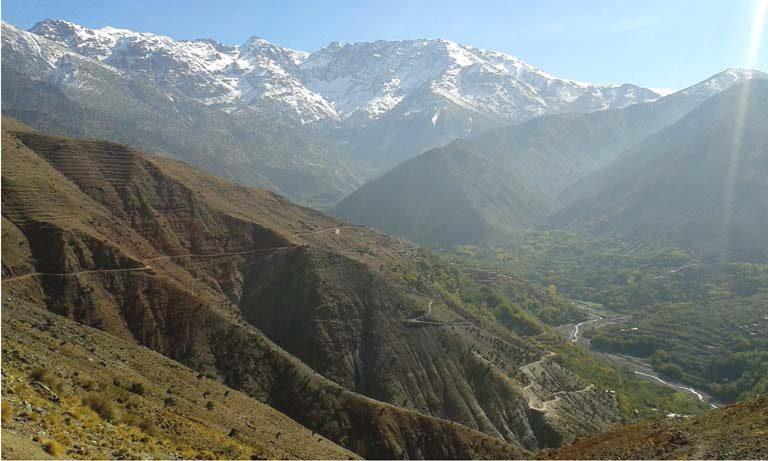trek atlas - trekking in morocco