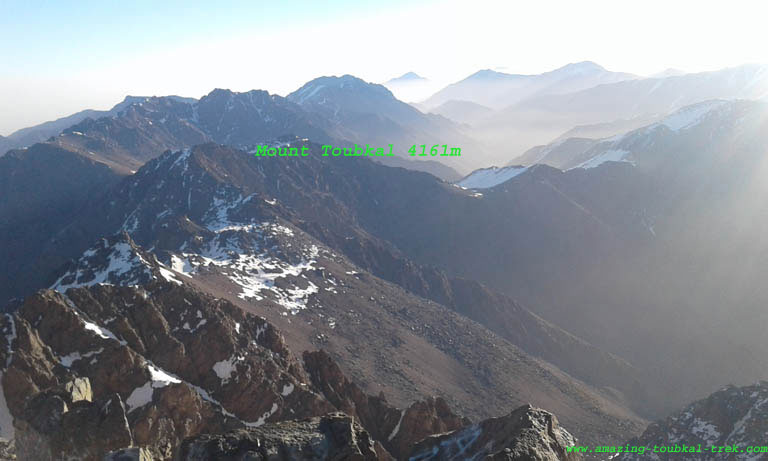 mount toubkal high atlas mountains