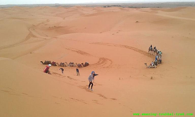Erg Chebbi Merzouga - sahara desert tours