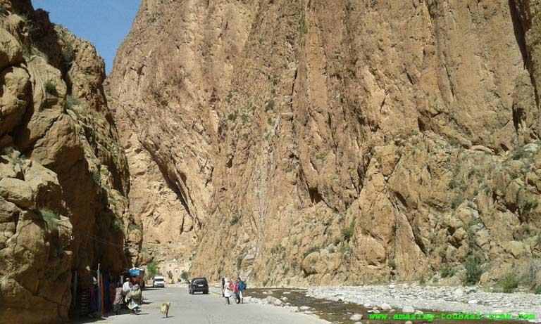 desert tour from casablanca to marrakech 8 days