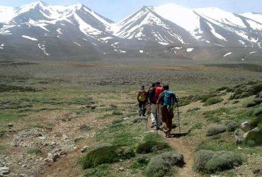 central high atlas mgoun massif
