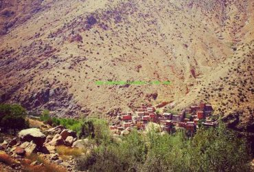 ourika valley atlas mountains