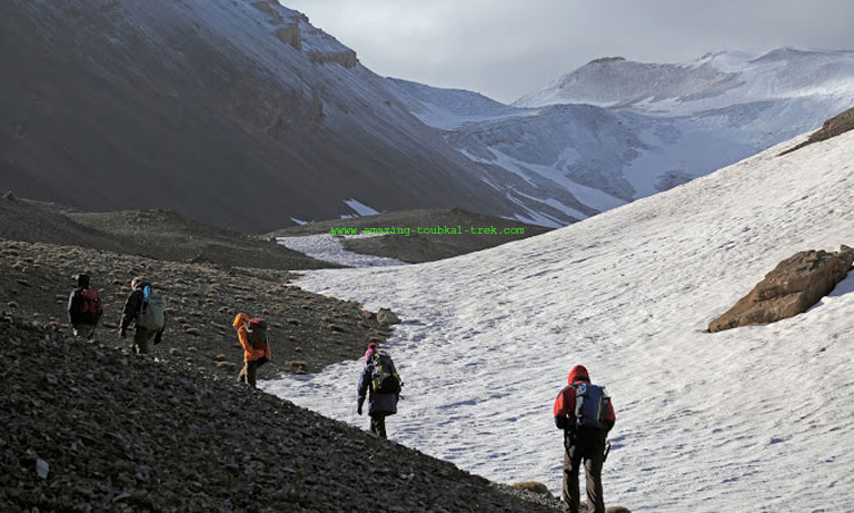 Mgoun express trek 4 days