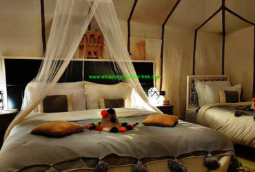 luxury morocco desert tour